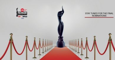 Filmfare Awards 2018 — номинации