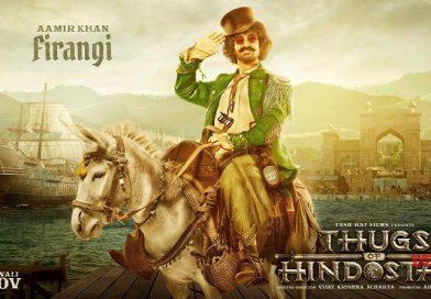 Thugs of Hindostan / Банды Индостана. Рецензия Милы