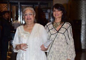 Адхуна Бабани и Хани Ирани