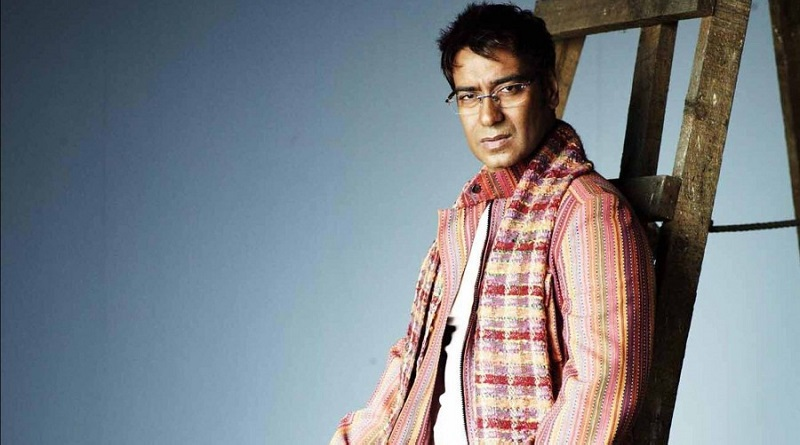 Индийский актер Аджай Девган