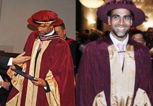 Акшай Кумар почетная степень