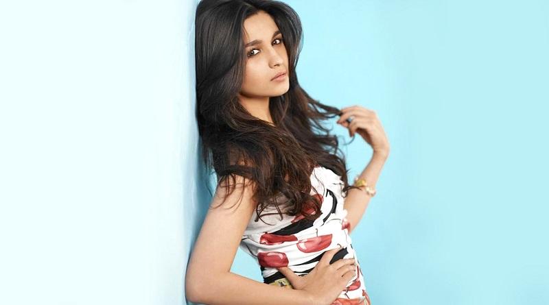 Индийская актриса Алия Бхатт