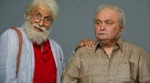 Амитабх Баччан и Риши Капур