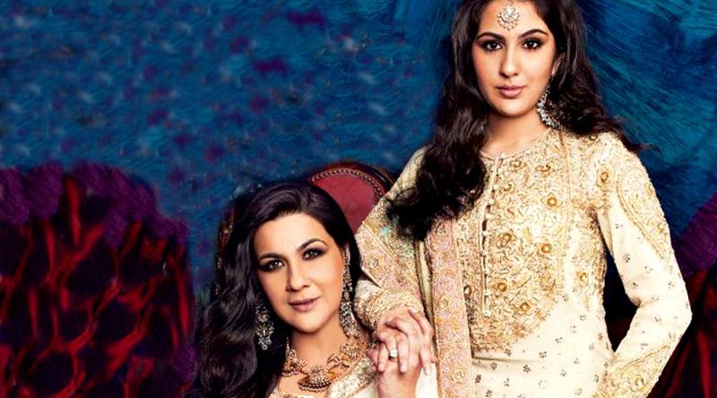 Амрита Синнгх и Сара Али Кхан