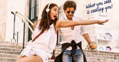 В Индии секса нет! Новый фильм Шахрукха опять в центре скандала