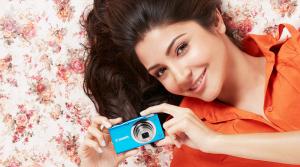 Анушка Шарма в рекламе Canon