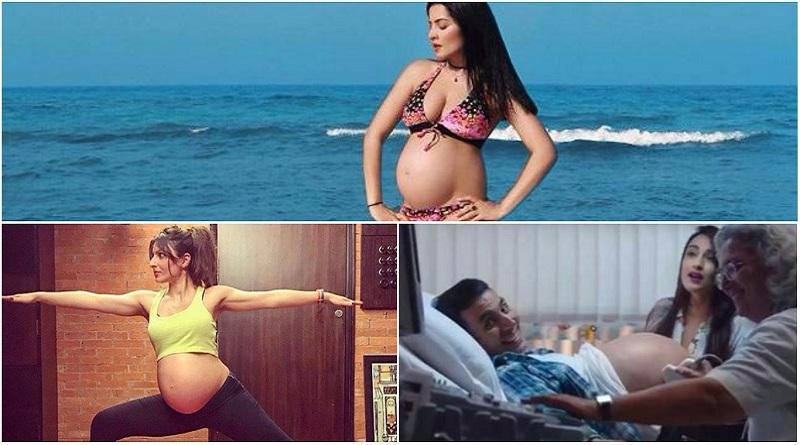 bollywood_pregnant