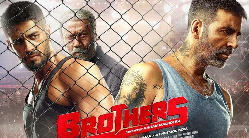 Индийский фильм Братья 2015