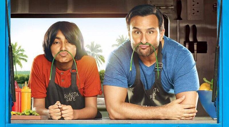 Индийский фильм Chef