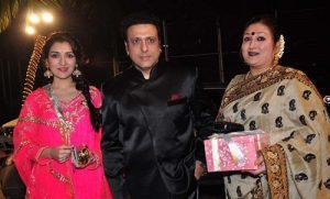 Говинда, Сунита и дочь Нармада
