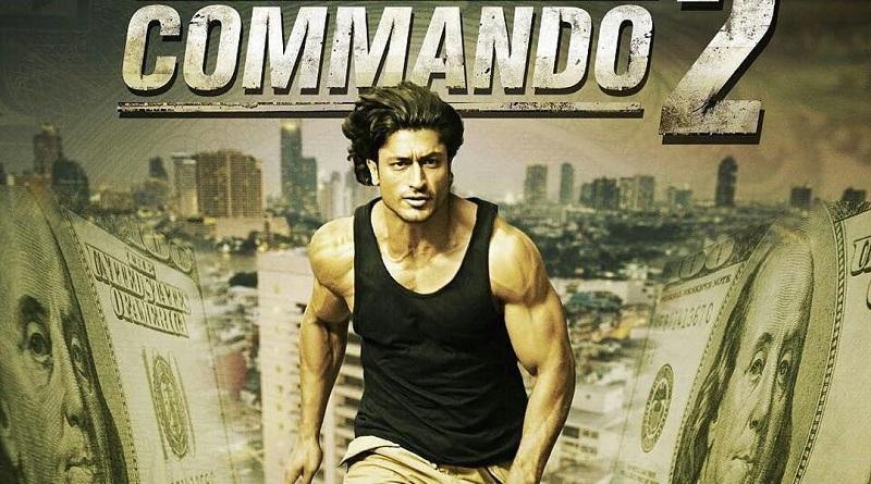 Индийский фильм Commando 2 / Коммандо 2