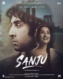 Sanju poster 1