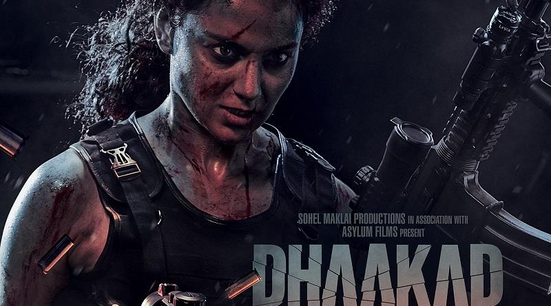 #Dhaakad #KanganaRanaut
