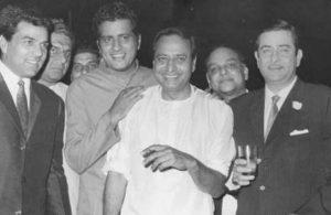 Дхармендра, Манодж Кумар, Пран и Радж Капур (поздние 60-е)