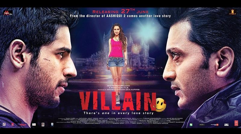 Постер к индийскому фильму Злодей