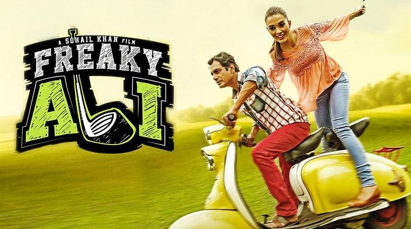 Индийский фильм Странный Али