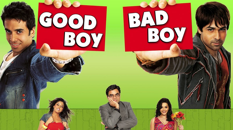 Индийский фильм Good Boy Bad Boy