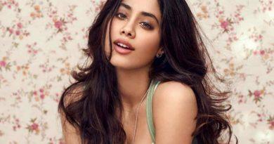 «Мама была не рада, когда я сказала ей, что решила стать актрисой», — Джанви Капур