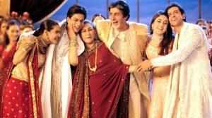 Индийский фильм И в печали и в радости