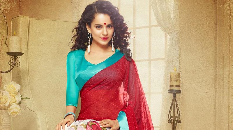 Индийская актриса Кангана Ранаут