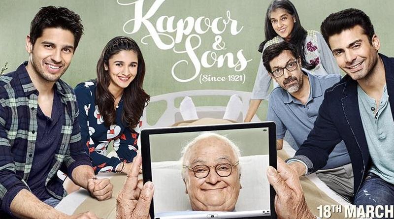 Kapoor & Sons / Капур и сыновья