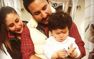 Kareena Saif Taimur photo
