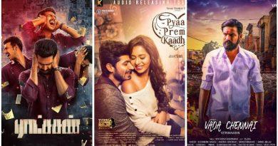 10 лучших фильмов на тамильском 2018 года