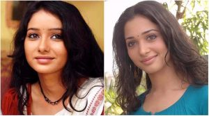 Лина Джумани и Таманна Бхатия