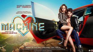 Индийский фильм Machine (2017)