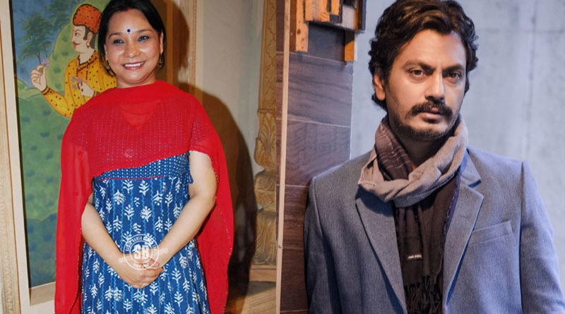 Сунита Раджвар и Навазуддин Сиддики
