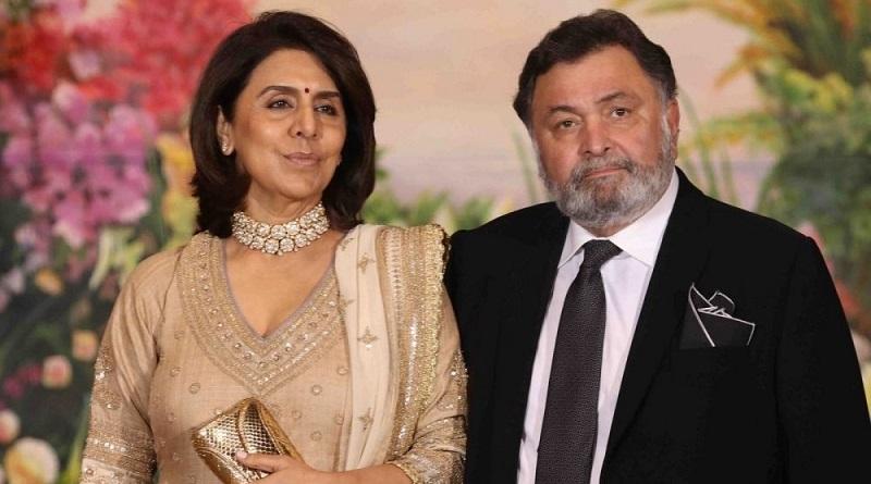 Ниту Сингх и Ранбир Капур