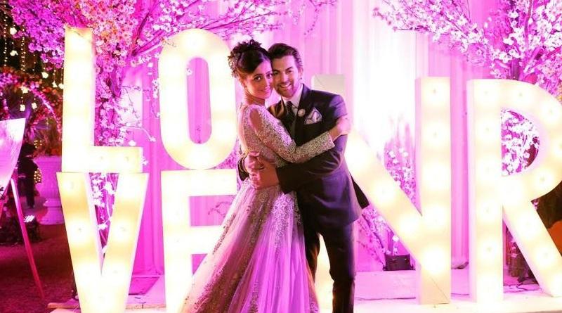 Свадьба Нила Нитина Мукша и Рукмини Сахай