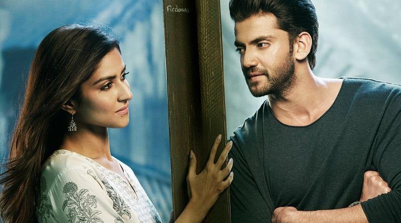 Индийский фильм Notebook