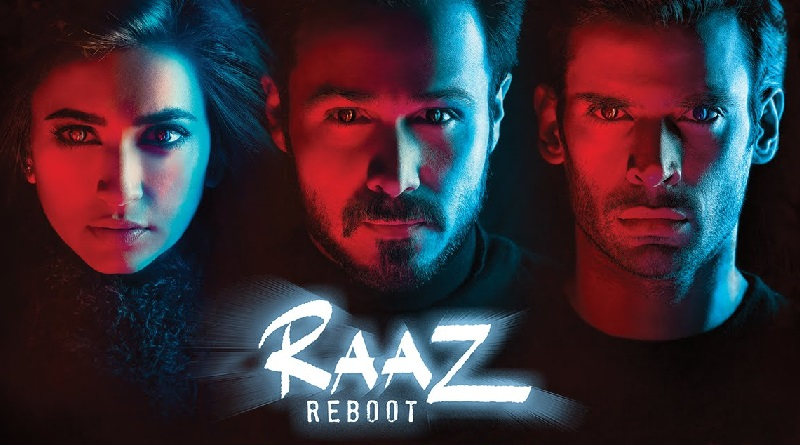 Постер к фильму Raaz: Reboot
