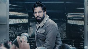 Rajkummar Rao in a still from Omerta