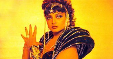 Спасибо  Рекхе  за «пятёрку»  или  о  Людях, которые  терпеть не  могут  Индийское  Кино