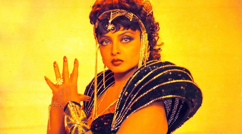 Индийская актриса Рекха