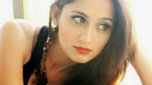 Индийская актриса Санджида Шейх