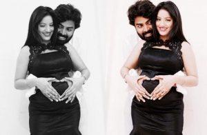Дипика Сингх с мужем