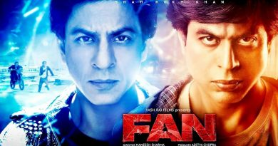Fan / Фанат. Рецензия Love SRKajol