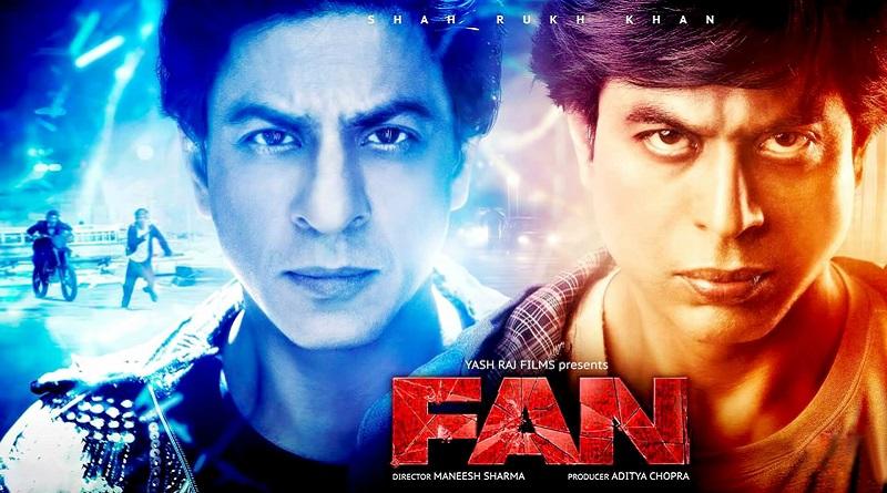 Индийский фильм Фанат / Fan