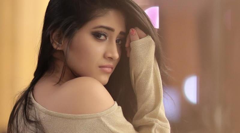 Индийская актриса Шиванги Джоши