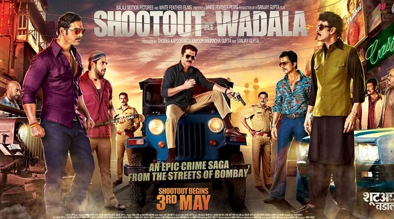 Shootout at Wadala / Перестрелка в Вадала