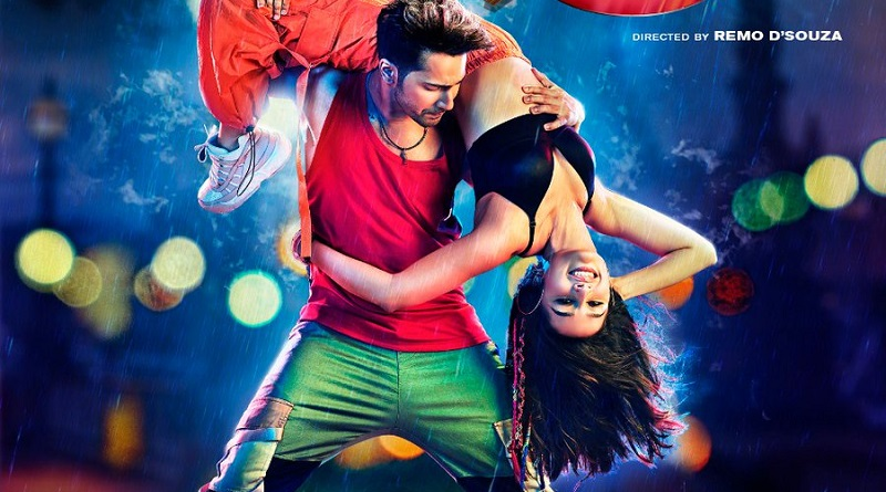 Street Dancer First Look Poster