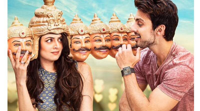 Индийский фильм Sweetiee Weds NR