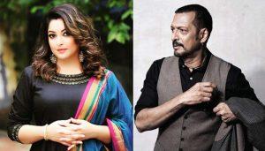 Танушри Датта и Нана Патекар