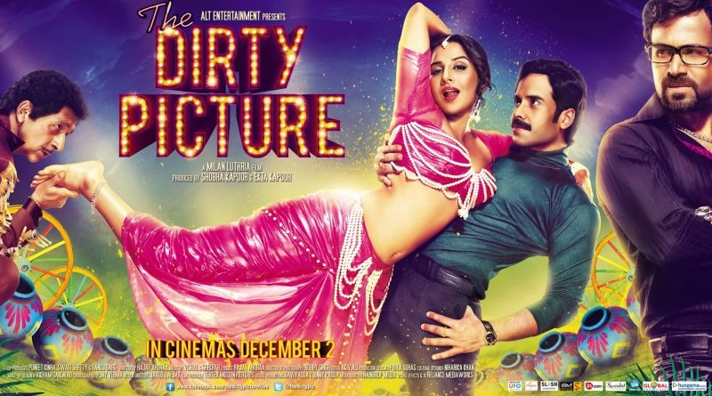 Индийский фильм The Dirty Picture