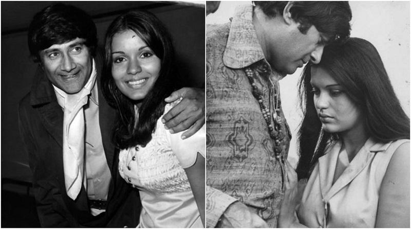 Дев Ананд и Зинат Аман: а любовь, как сон, стороной прошла…