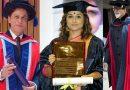 Знаменитости Болливуда, удостоенные почетных докторских степеней