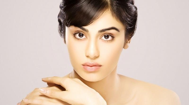 Индийская актриса Ада Шарма